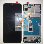 VETRO DISPLAY LCD TOUCH SCREEN + FRAME PER HUAWEI P SMART 2019 / 2020 - P SMART PLUS 2019 POT-LX1 POT-LX2 NERO