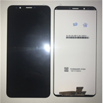 TOUCH SCREEN VETRO LCD DISPLAY Per Huawei HONOR 7C / Y7 2018 LDN-L01