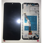 TOUCH SCREEN VETRO LCD DISPLAY+ FRAME Per Huawei Y6 2019 / HONOR 8A MRD-LX1 LX2  NERO