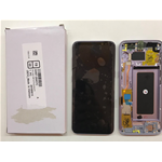 DISPLAY LCD + TOUCH SCREEN SCHERMO PER SAMSUNG GALAXY S8 G950F SM-G950F VIOLET