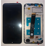 TOUCH SCREEN VETRO LCD DISPLAY+ FRAME Per Huawei Y5 2019 AMN-LX1 LX2