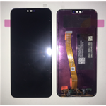 TOUCH SCREEN VETRO + LCD DISPLAY PER HUAWEI HONOR 10 COL-L29 COL-L09 AL00 NERO
