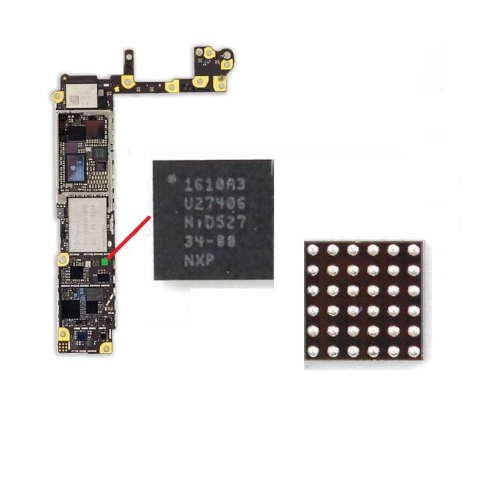 IC1610A3 - IC CHIP 1610A3 U2 TRISTAR chip Ricarica IPHONE ...